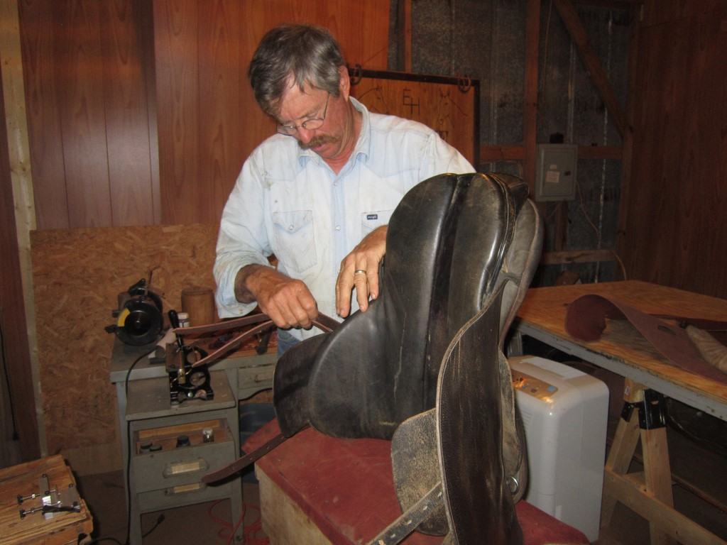 Gallery >Saddles & Tack> Custom & Repair> 3in1Saddlery